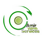logo amir ws creation site web algerie web agency